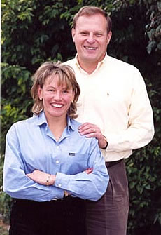 Patti Ann and Steven Moskwa, Owners